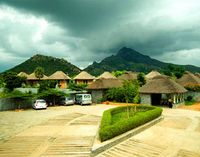 Eco Sparsa resort exterior