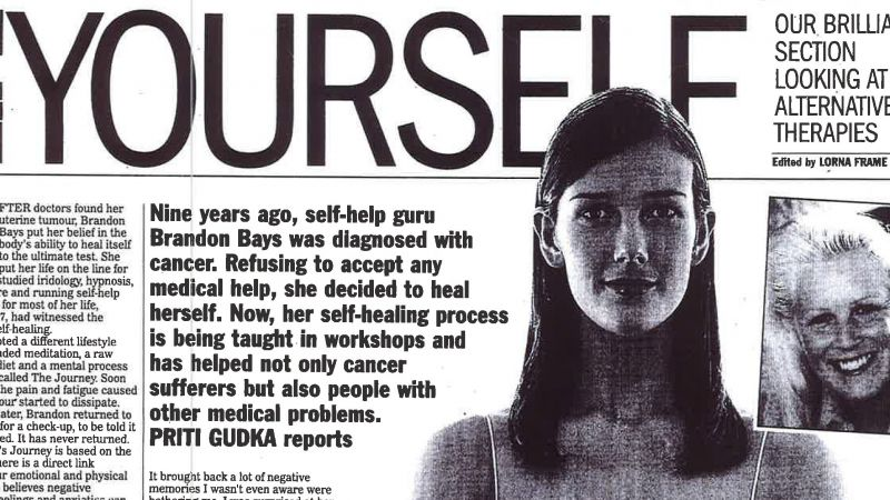 Life Yourself - Daily Express 2001