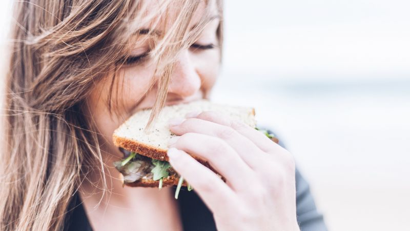 How To Stop 'Stuffing' Your Emotions with Food